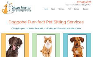 pet sitter website