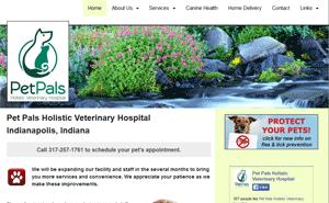 veterinary hospital website designer
