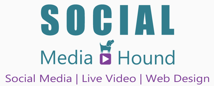 Pet Business Social Media, Live Video, Facebook Live, Web Design