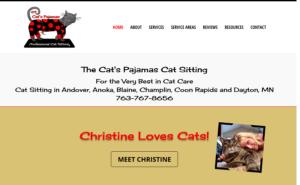 Blaine, Champlin, Coon Rapids, MN cat sitter